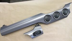 2015 2017 Ford Mustang Gt 5 0 Aluminum 1 Interior Dash Trim Kit 2 piece Oem
