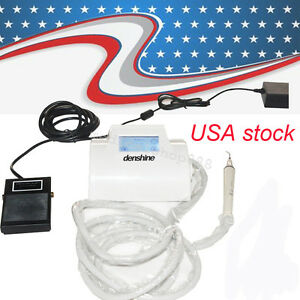 Fit Ems Touch Screen Dental Ultrasonic Piezo Scaler Scaling Usa Fast Shipping