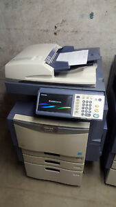 Toshiba Estudio 4540c Color Copier printer scanner fax email
