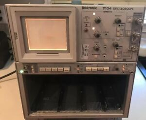 Tektronix 7104 Oscilloscope 1ghz
