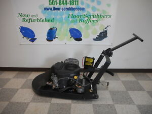 Aztec Lowrider 24 Propane Floor Buffer Burnisher With 18 Hp Kawasaki Engine