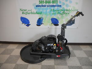 Pioneer Pe420bu Propane Floor Buffer Burnisher With 18 Hp Kawasaki Engine