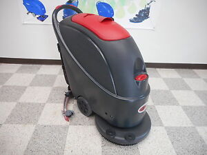 Viper As510b 20 Auto Floor Scrubber Cleaner Machine Battery Powered