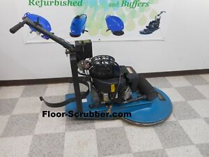 Eagle Buffer 27 Propane Buffer 22 Hp Subaru Engine