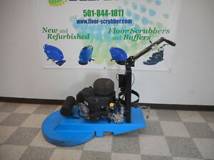 Aztec Lowrider 27 Propane Floor Buffer Burnisher With 18 Hp Kawasaki Engine