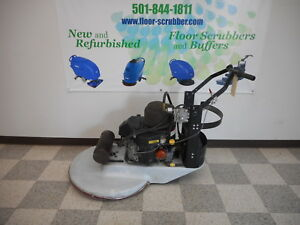 Betco 27 Propane Floor Buffer Burnisher With 18 Hp Kawasaki Engine