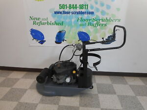 21 Propane Floor Buffer Burnisher With 17 Hp Kawasaki Engine