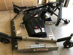 King Kutter Rear Discharge Finish Mower 84in Rsfm ss 84 fh sk