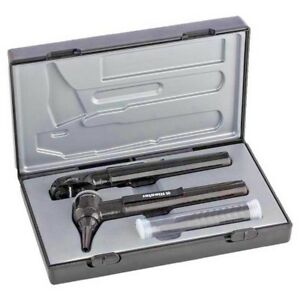Riester E scope Fo Otoscope Ophthalmoscope Set Led 3 7v Made In Germany