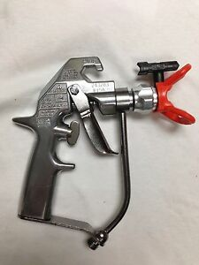 Graco Silver Plus Gun 243283 With Rac 5 Tip 517