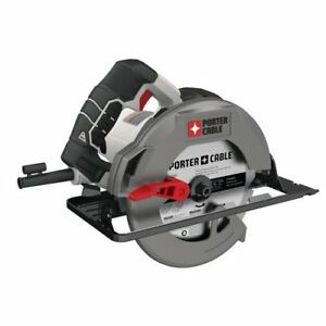 Porter cable Pce300 15 Amp Heavy Duty Steel Shoe Circular Saw