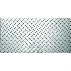 Stanley National N316 364 Diamond Plate Aluminum Sheet
