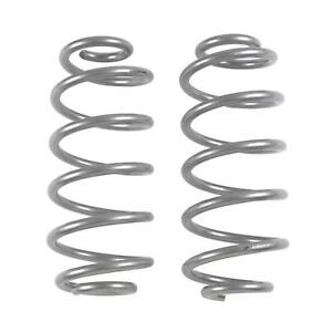 Tj Rear Coil Spring Set 4 5 Inch 97 06 Wrangler Tj Tj Unlimited Rubicon Express