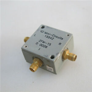 1pc Mini circuits Zfm 15 10 3000mhz Sma Rf Coaxial Microwave Mixer