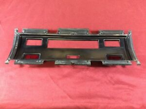 1967 1972 Ford F series F100 F250 F350 Truck Gauge Cluster Housing Bezel Cover