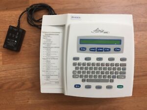 Burdick Atria 3000 Ecg ekg Machine No Patient Cables