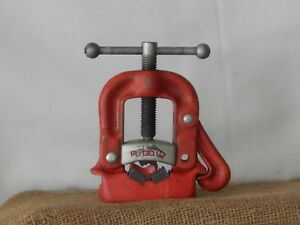 Ridgid Pipe Vise Clamp No 20 Capacity 1 8 To 1 1 4 Inch Jaws In New Condition