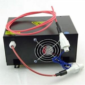 60w Power Supply For Water Cooled Tube Co2 Laser Ship From Usa