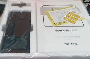 New W box Mitutoyo 178 561 02a Sj 210 Portable Surface Roughness Gage Tester Kit