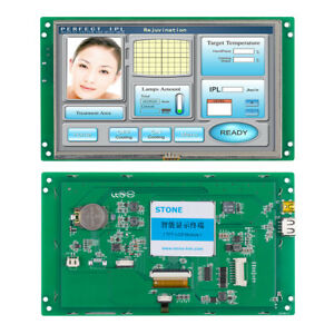 Stone 7 Inch Hmi Touch Screen Tft Lcd Display For Smart Oven