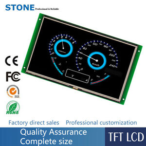 Stone Lcd 10 1 Inch Touch Screen Panel For Wireless Control