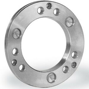 Toolmex 6 Chuck Adapter Plate A2 5 For 3 jawchk