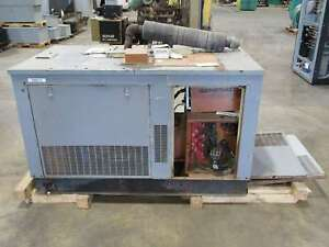 25kw Generac Sd2516700 Diesel Standby Generator For Repair Or Parts