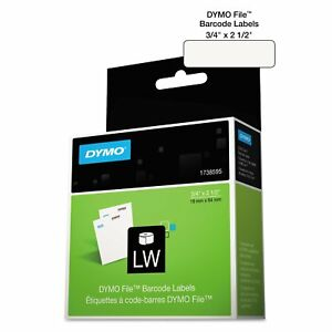 Dymo File Barcode Label For Lw 450