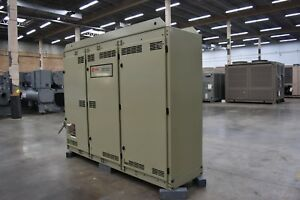 Trane Chiller Vfd Starter Adaptive Frequency Drive Model Afde1068gh0a10d