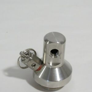 Stainless Steel Mini Beer Wine Drink Keg Tap For Home Brew