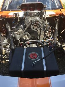 Bbc Chevy Turn Key Engine Big Brodix B2 Alum Heads Aprox 2500 Hp Chevrolet