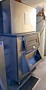 Manitowoc 1800lb Remote Ice Machine Model Sy1894n
