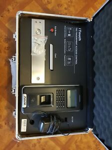 Anviz T60 Itouch Fingerprint Access Control New In Case