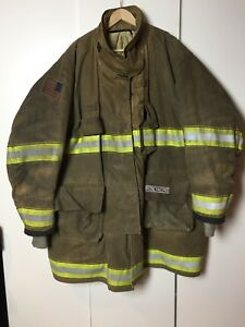 Globe Firefighter Suits Gx Extreme Jacket Coat Bunker Fire Turnout Gear 56 X 40