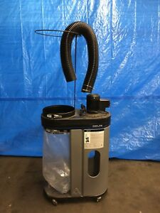 Delta 50 720 Dust Collector 1hp 110v