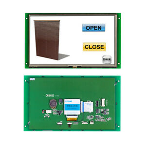 Stone 10 1 Inch Colorful Tft Lcd Touch Panel For Smart Home Device Control