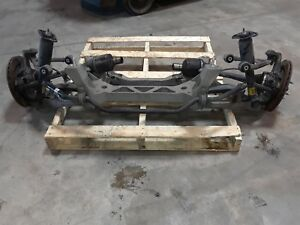 05 08 Corvette C6 Rear Independent Suspension With Cradle Control Arms Aa6303