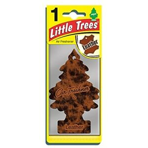 Little Trees Leather Air Freshener pack Of 1