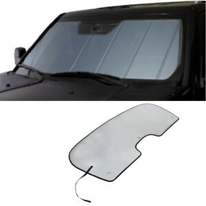 Reflective Windshield Sun Shade Visor Cover For Ford Mustang Coupe Convertible