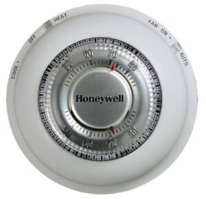 Honeywell Tradeline Thermostat Electronic Heat cool
