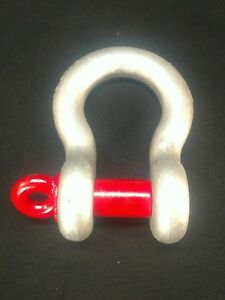 Crosby 17 Ton 1 5 Anchor Shackle Lifting Rigging Recovery Towing Wrecker