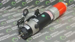 Used Parker 3000rpm Servo Motor With Gear Head reducer I 25