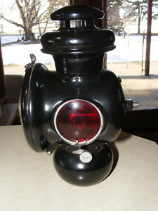 Ford Model T Cowl Lamp Side Light Red Lens Model T Ford Vintage Auto