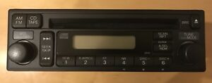 2003 2006 Honda Element Cd Player Radio Oem