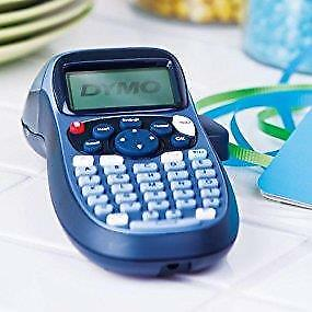 Dymo Letratag Lt 100h Handheld Portable Electric Label Maker For Office Or Home