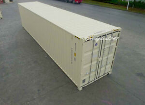 New 40 Hc Shipping Container storage Container cargo Container house Atlanta ga