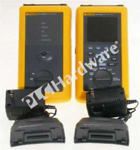 Fluke Network Dsp 4000 Digital Cable Analyzer Tester No Sound In Main Module
