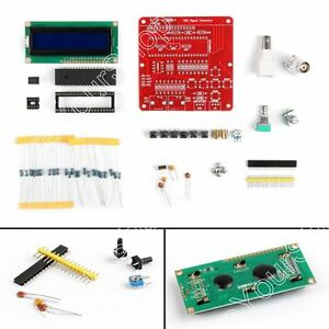 Function Signal Generator Unsoldered Diy Kit Module For Avr Dds 8mhz Us
