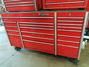 Snap On Tool Box On Wheels Kr 1003