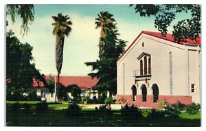 Mid-1900s Pacific Press Publishing Association Mountain View CA Postcard